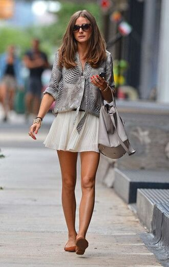 blouse olivia palermo