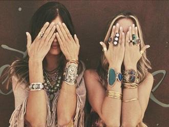 jewels rings bracelets