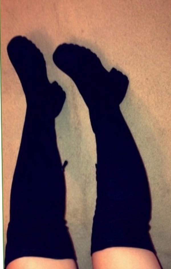 thigh high uggs