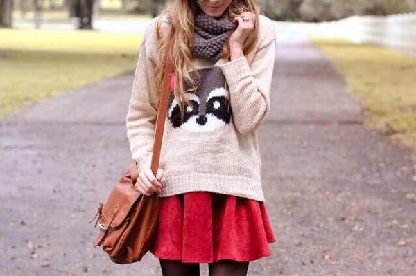 bag sweater