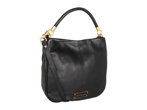 Marc by Marc Jacobs Too Hot To Handle Hobo Black 3 - Zappos Couture
