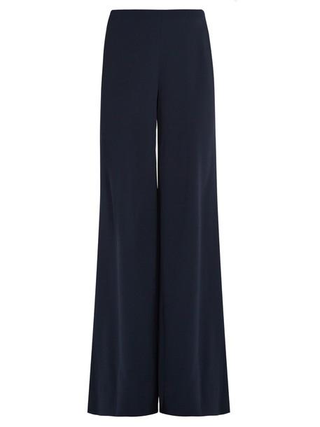 Diane Von Furstenberg navy pants