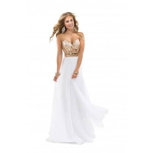 Flirt prom dress p4857