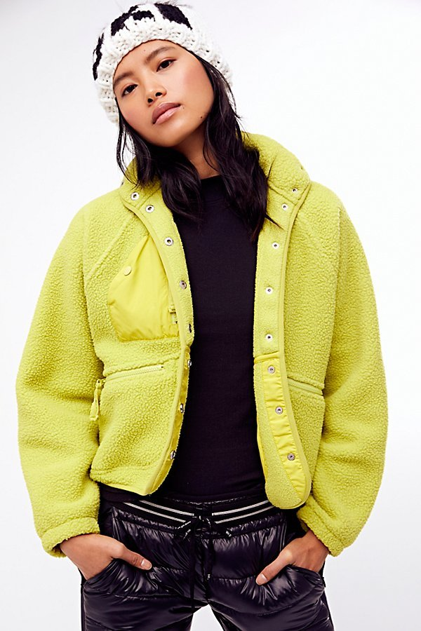 Hit The Slopes Fleece Jacket by FP Movement at Free People