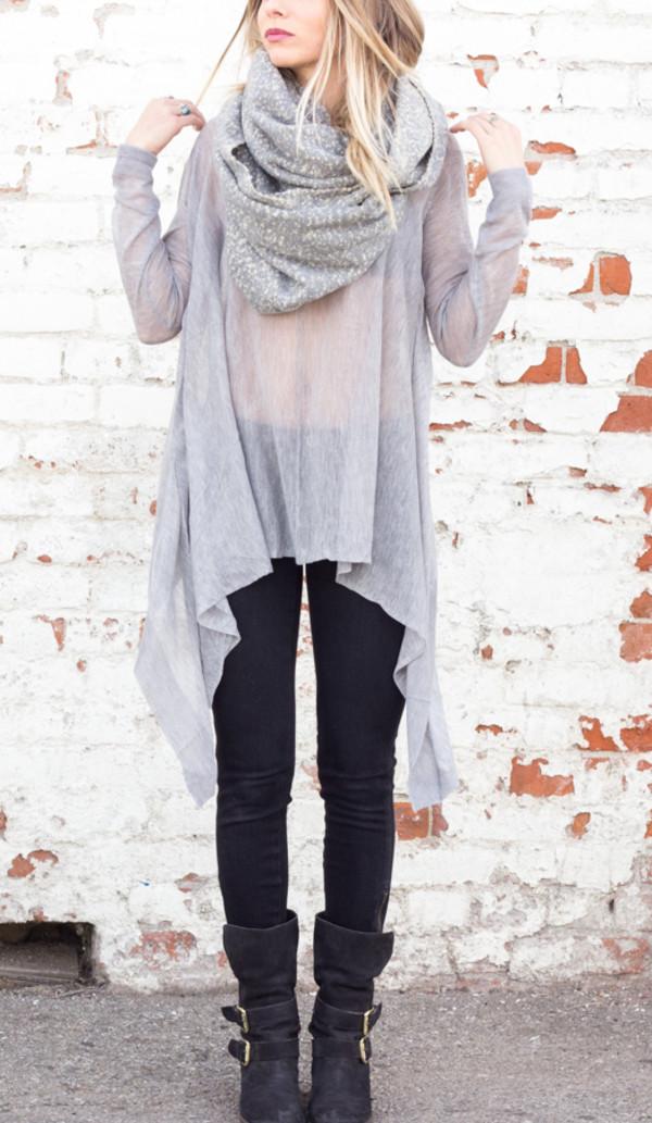 scarf scarves wrap knit soft bohemian boho infinity shoes