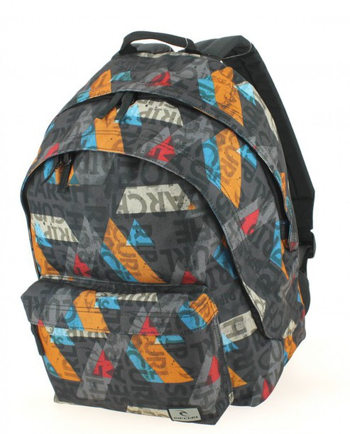 68ead5384fa86 bag sac à dos rip curl geo party double dome noir backpack dope swag  backpacks school