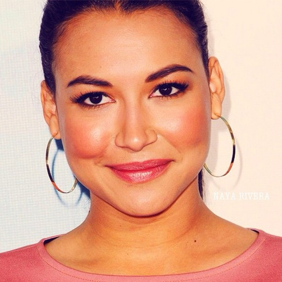naya rivera beautiful jewels gorgeous pink