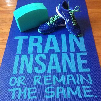 shoes insane yoga healthy training fitness new years resolution