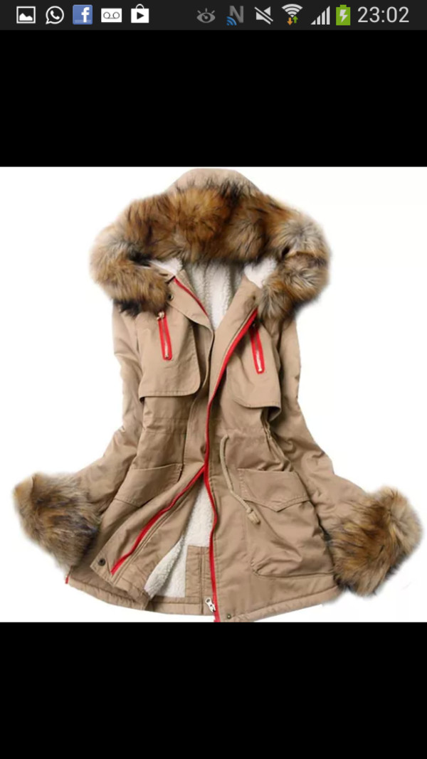 fur jacket jacket