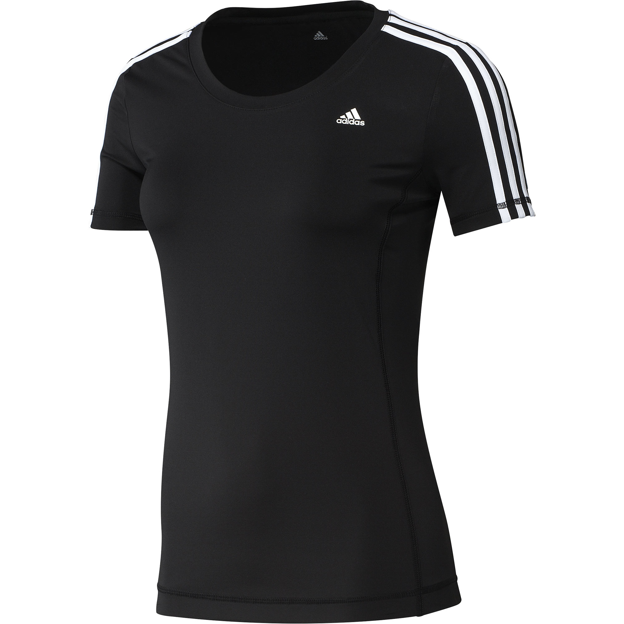 adidas Clima 3-Stripes Essentials-t-shirt | adidas Denmark