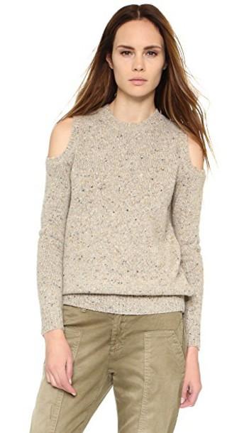 Rebecca Minkoff sweater cold