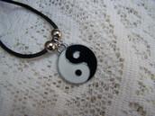 jewels,necklace,yin yang