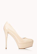 Iconic Platform Pumps | FOREVER21 - 2000090012