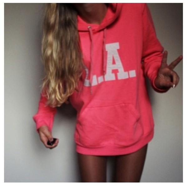 sweater l.a.