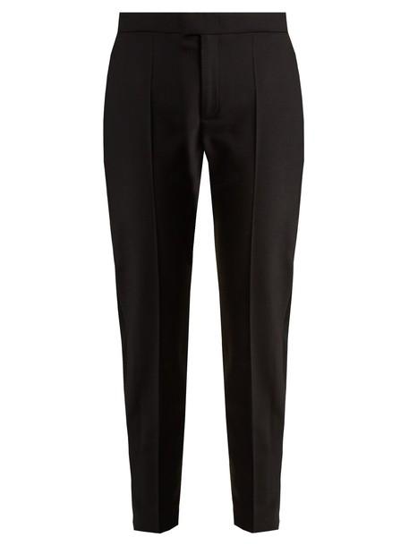 REDValentino cropped black pants