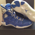 Nike Air Jordan 29 In Blue/Silver Colorways (Mens) Basketball Shoes