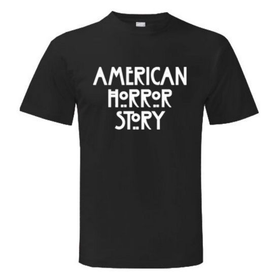 AMERICAN HORROR STORY MURDER HOUSE, ASYLUM, COVEN TV SERIES T-SHIRT TOP | eBay