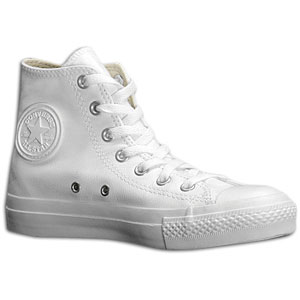 Converse All Star Leather Hi - Men's at Footaction