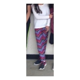 pants pink purple chevron pattern tribal pattern tween girls sizes girls pants kids pants patterned pants flowy kids children kids clothes kids fashion