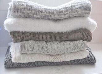 cozy jumper girly girly jumper grey jumper knit winter outfits tumblr outfit knitted sweater fuzzy sweater