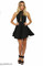 """""""marilyn's bff"""" babydoll skater dress (4 colors available) – glamzelle"""