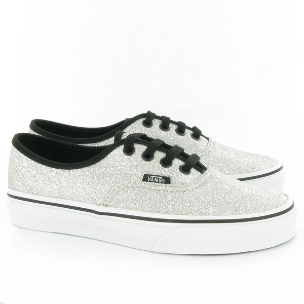 shoes vans authentic glittger