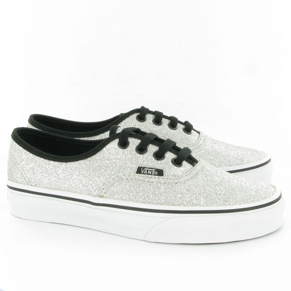 shoes vans authentic glittger