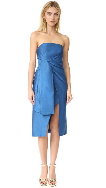 Keepsake dress blue