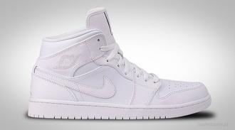 shoes air jordan nike air force 1 nike white sneakers high top sneakers