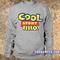 Cool story bro logo sweatshirt - teenamycs