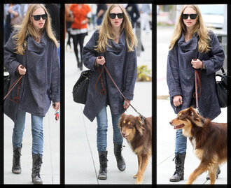 sweater amanda seyfried