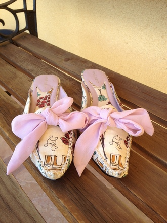 shoes french poodle poodle shoes french bed french provincial poodle bow bow shoes pink bow shoes wine red france pointy toe flats pointy toe shoes pointy toe heels