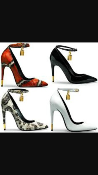 shoes tom ford