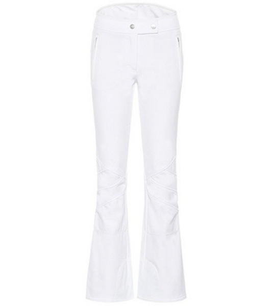 Toni Sailer Sestriere New ski pants in white