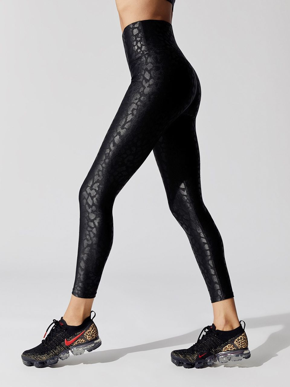 LEOPARD HIGH RISE 7/8 TAKARA LEGGING