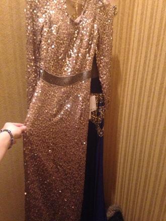 dress sequins formal dress prom dress long prom dress