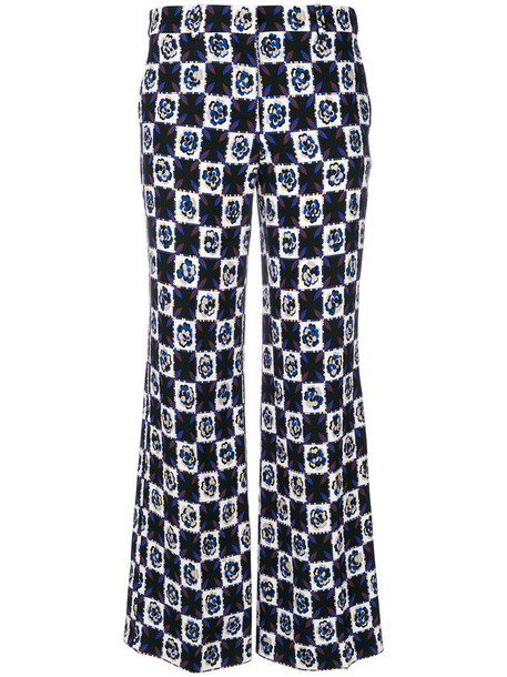 Emilio Pucci cropped women spandex pants