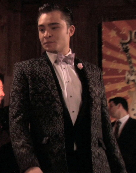 chuck bass gossip girl jacket
