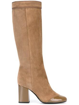 heel boot high heel high nude shoes