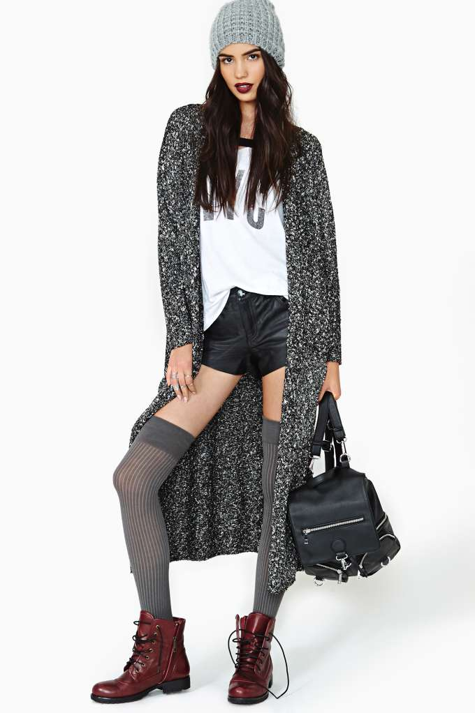 Nasty Gal To The Max Cardi in  The Perfect 10 at Nasty Gal