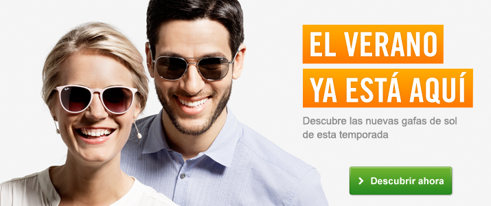 Comprar gafas online en Mister Spex
