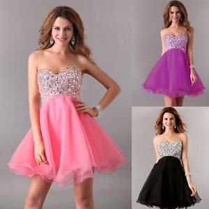 New Short Formal Prom Dress Cocktail Ball Evening Party Dresses Homecoming Dress | eBay