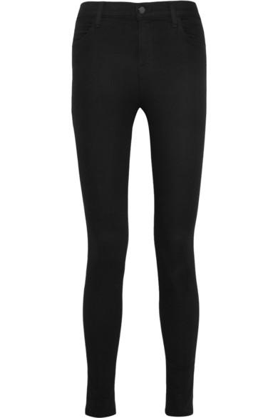 J Brand | Photo Ready Maria high-rise skinny jeans | NET-A-PORTER.COM