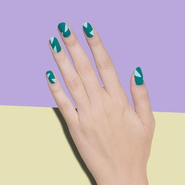 nail polish nail accessories nails nail art green
