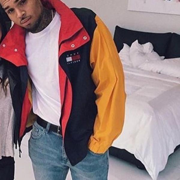 Jacket Chris Brown Tommy Hilfiger Tommy Hilfiger Jacket