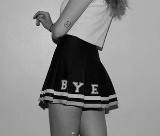 skirt back to school school uniform smiley