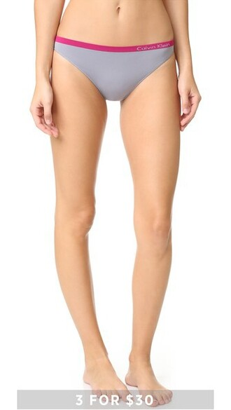 thong underwear