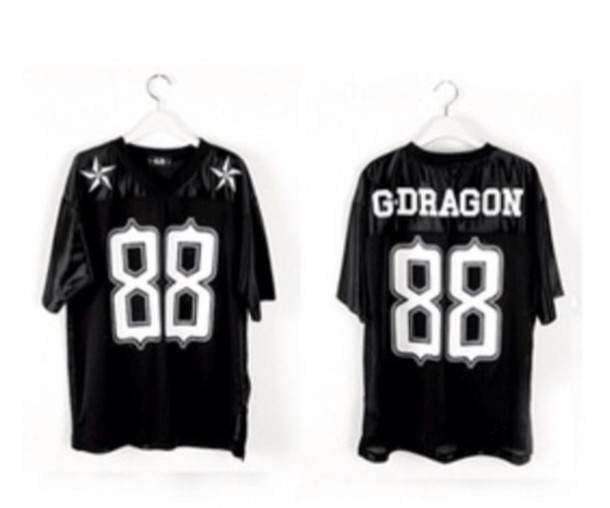 Swag Shirts T-shirt 88 Swag Black Trendy