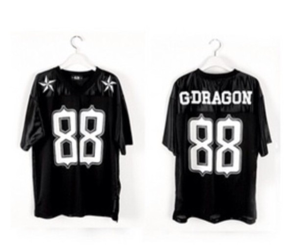 t-shirt 88 swag t-shirt black trendy kpop gdragon gdragon bigbang fashion korean fashion stars rapper