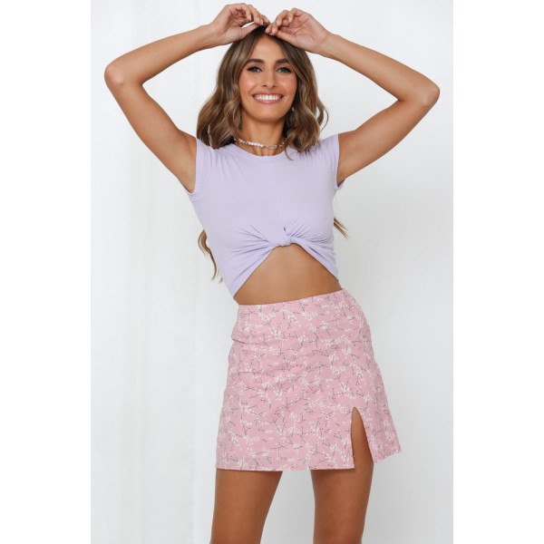 Music For Your Masses Skirt Pink